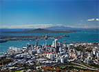 Auckland Sky Tower, busy harbour & Maori culture Read More
