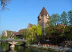 Nuremberg Kaiserburg castle & Handwerkerhof crafts Read More