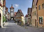 Rothenburg ob der Tauber Middle ages, castles, history, museums,  bicycle touring Read More