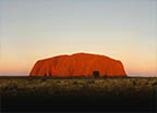 Uluru Sacred Australian rock formation  Read More