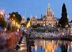 Victoria Parks, trails & Parliament Buildings Read More