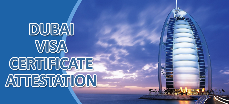dubai certificate attestation from mumbai