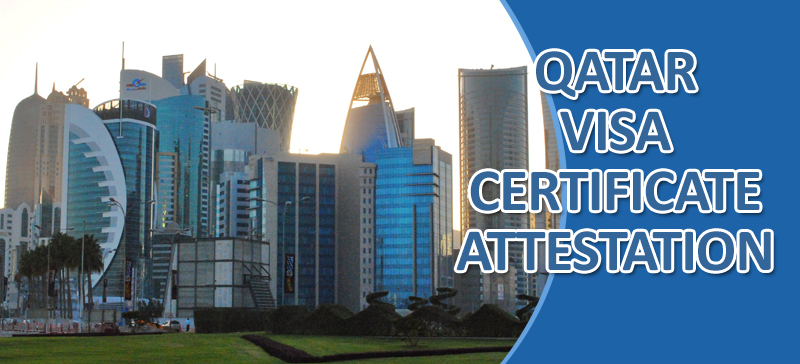 qatar certificate attestation from mumbai