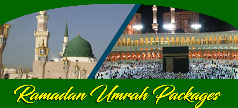 Ramadan Umrah Packages Nirmal
