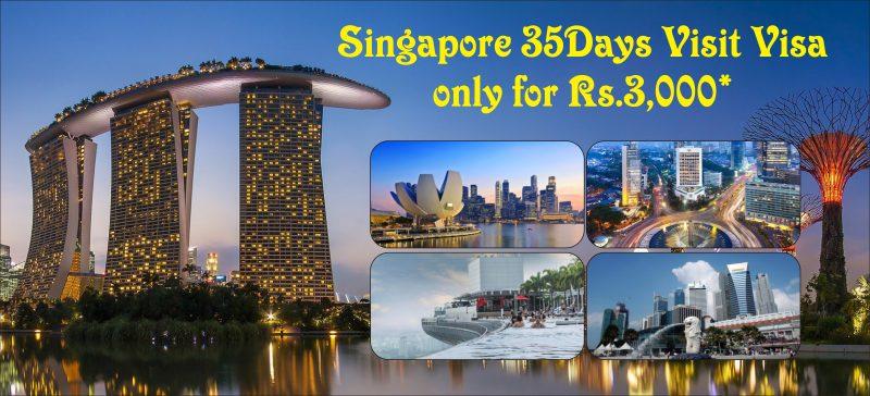 Singapore Visit Visa