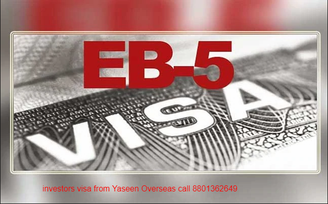EB-5 Visa from Hyderabad India Immigration Investor program