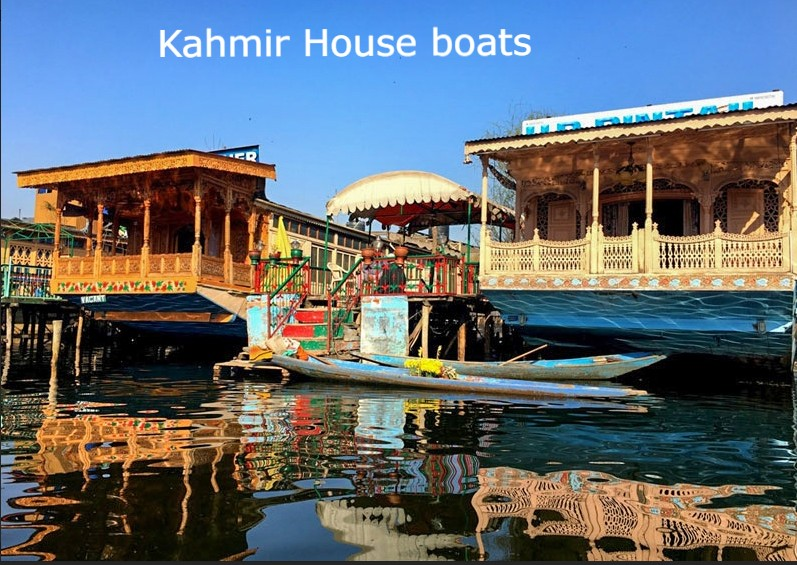 Kashmir tour packages from Hyderabad
